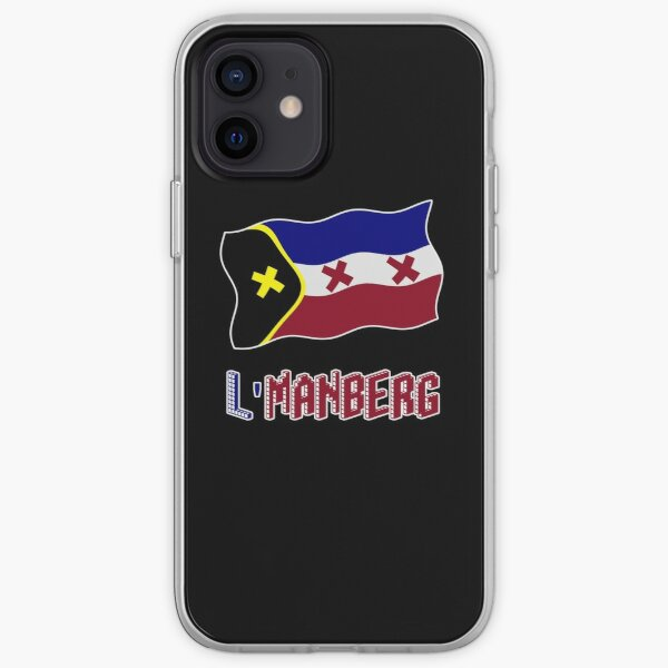 TommyInnit Flag iPhone Soft Case RB2805 product Offical TommyInnit Merch