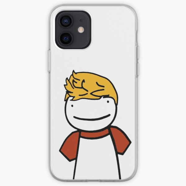 TommyInnit x Dream Merch iPhone Soft Case RB2805 product Offical TommyInnit Merch