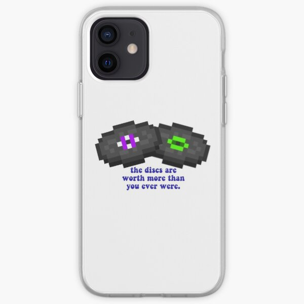 Tommyinnit Discs iPhone Soft Case RB2805 product Offical TommyInnit Merch