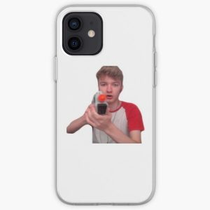 vloggun tommy iPhone Soft Case RB2805 product Offical TommyInnit Merch