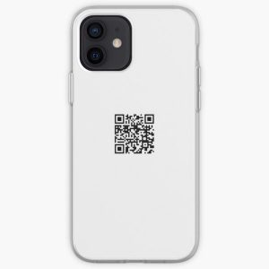 TommyInnit Jump in the cadillac QR Code  iPhone Soft Case RB2805 product Offical TommyInnit Merch