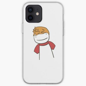 Tommyinnit as Dream iPhone Soft Case RB2805 product Offical TommyInnit Merch