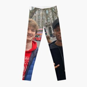 KSI and TommyInnit Leggings RB2805 product Offical TommyInnit Merch