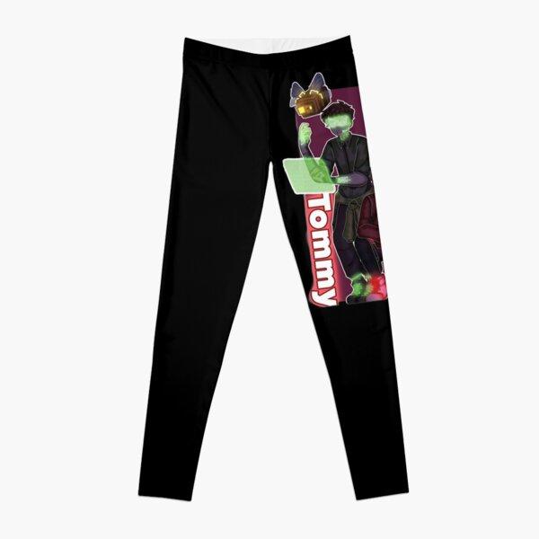 Tommyinnit Merch Tommyinnit Vloggun T-Shirt Long Leggings RB2805 product Offical TommyInnit Merch