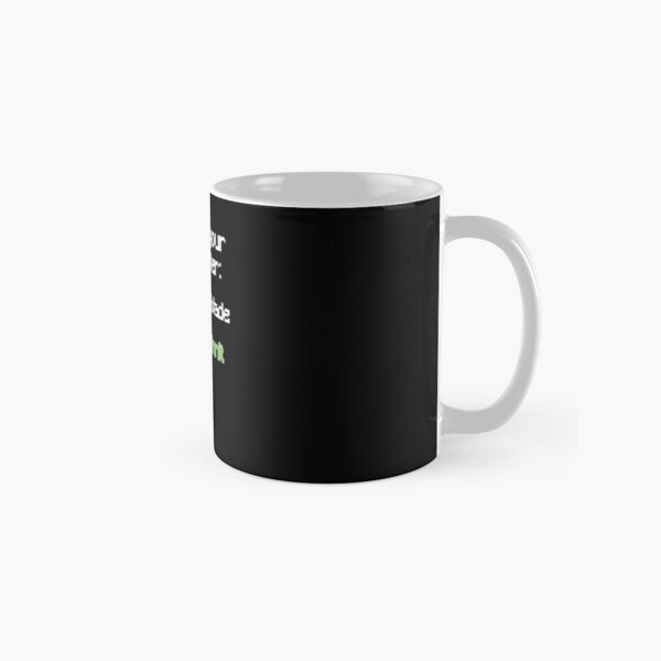 Choose your character - Tommyinnit Classic Mug RB2805 product Offical TommyInnit Merch