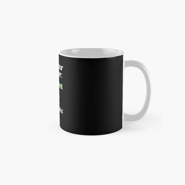 Choose your character - Tommyinnit (2) Classic Mug RB2805 product Offical TommyInnit Merch