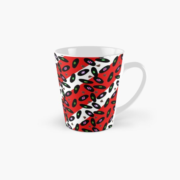 TommyInnit Themed Pattern Tall Mug RB2805 product Offical TommyInnit Merch