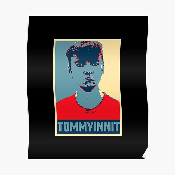 Tommyinnit Hope Poster RB2805 product Offical TommyInnit Merch