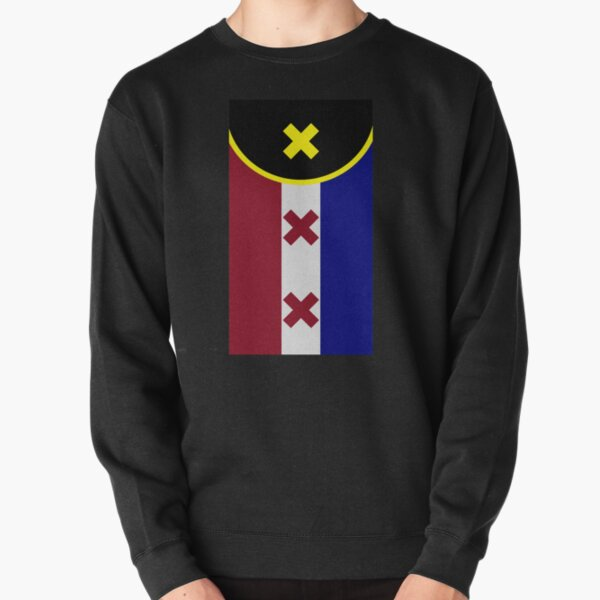 TommyInnit Flag Pullover Sweatshirt RB2805 product Offical TommyInnit Merch
