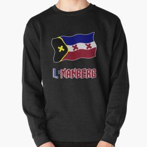 TommyInnit flag LManberg Pullover Sweatshirt RB2805 product Offical TommyInnit Merch