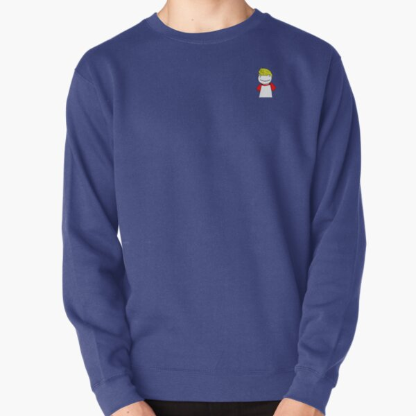 Tommyinnit Dream In The Room  Pullover Sweatshirt RB2805 product Offical TommyInnit Merch