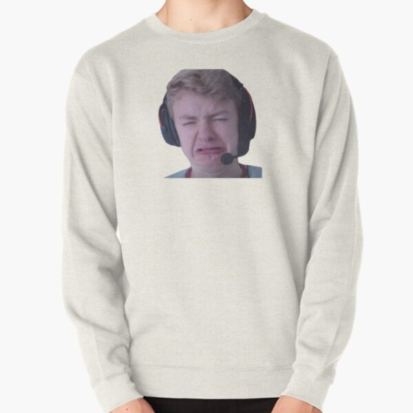 tommyinnit crying Pullover Sweatshirt RB2805 product Offical TommyInnit Merch