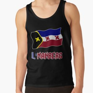 TommyInnit Flag Tank Top RB2805 product Offical TommyInnit Merch