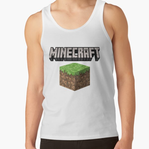 Tommyinnit, minicraft Tank Top RB2805 product Offical TommyInnit Merch