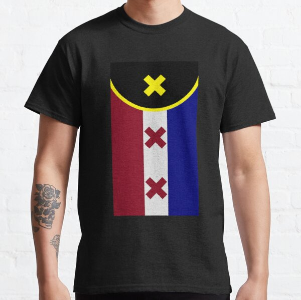 TommyInnit Flag Classic T-Shirt RB2805 product Offical TommyInnit Merch
