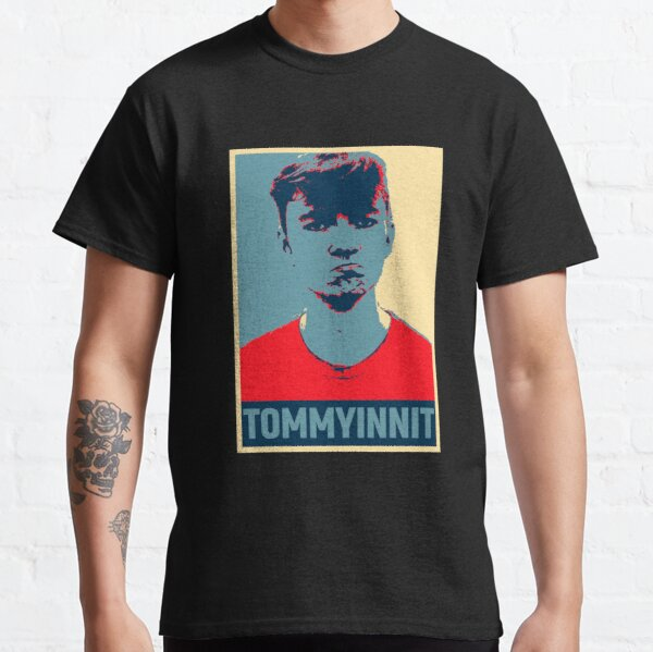 Tommyinnit Hope Classic T-Shirt RB2805 product Offical TommyInnit Merch