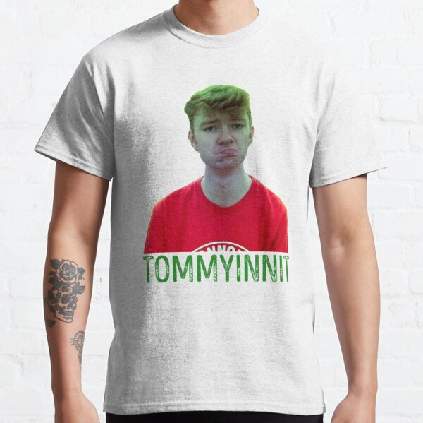 Tommyinnit Classic T-Shirt RB2805 product Offical TommyInnit Merch