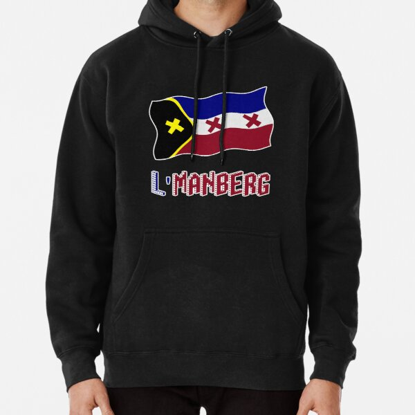 TommyInnit Flag Pullover Hoodie RB2805 product Offical TommyInnit Merch