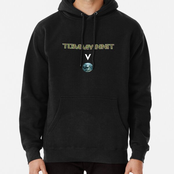 Tommyinnit above the world - Minecraft Pullover Hoodie RB2805 product Offical TommyInnit Merch