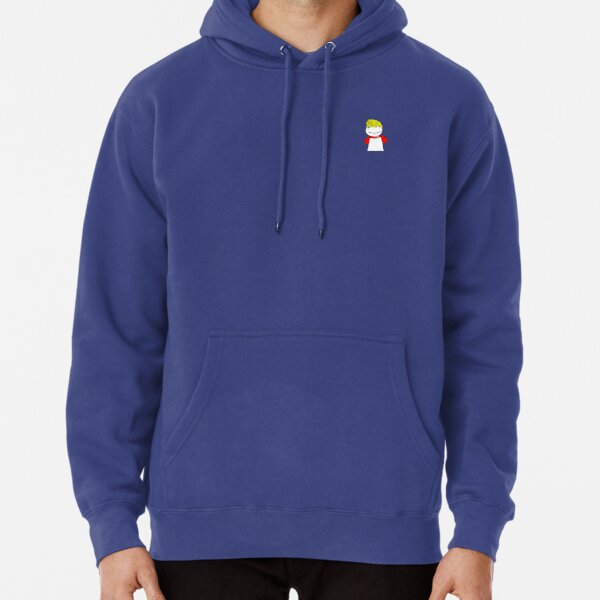 Tommyinnit Dream In The Room  Pullover Hoodie RB2805 product Offical TommyInnit Merch