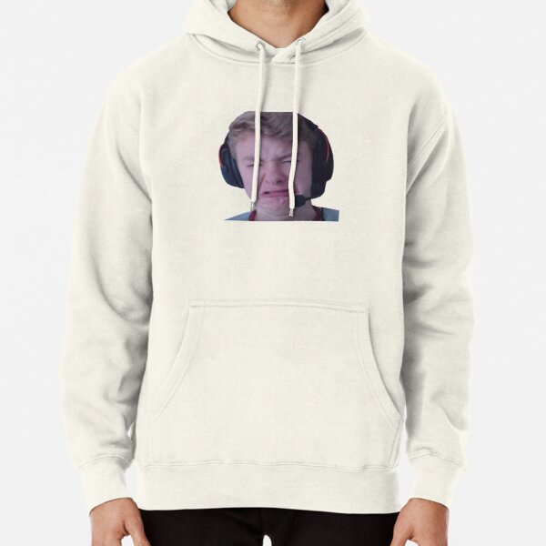 tommyinnit crying Pullover Hoodie RB2805 product Offical TommyInnit Merch