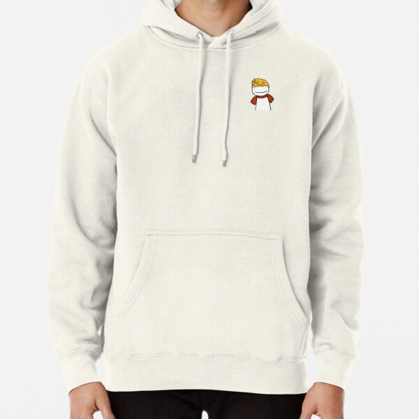TommyInnit x Dream Merch Pullover Hoodie RB2805 product Offical TommyInnit Merch