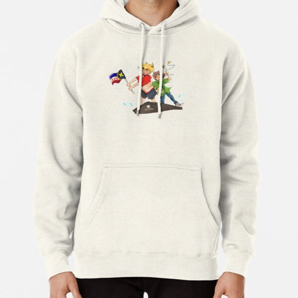 tommyinnit and tubbo Pullover Hoodie RB2805 product Offical TommyInnit Merch