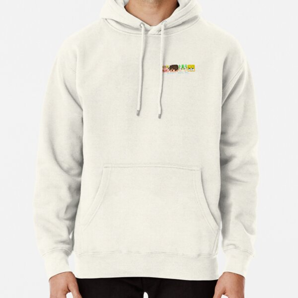 Sleepy bois inc skin heads (with tommy) Pullover Hoodie RB2805 product Offical TommyInnit Merch