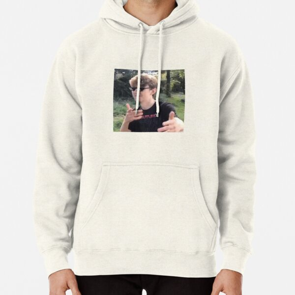 Tommyinnit Pullover Hoodie RB2805 product Offical TommyInnit Merch