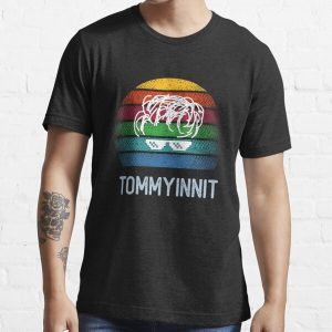 Tommyinnit Essential T-Shirt RB2805 product Offical TommyInnit Merch