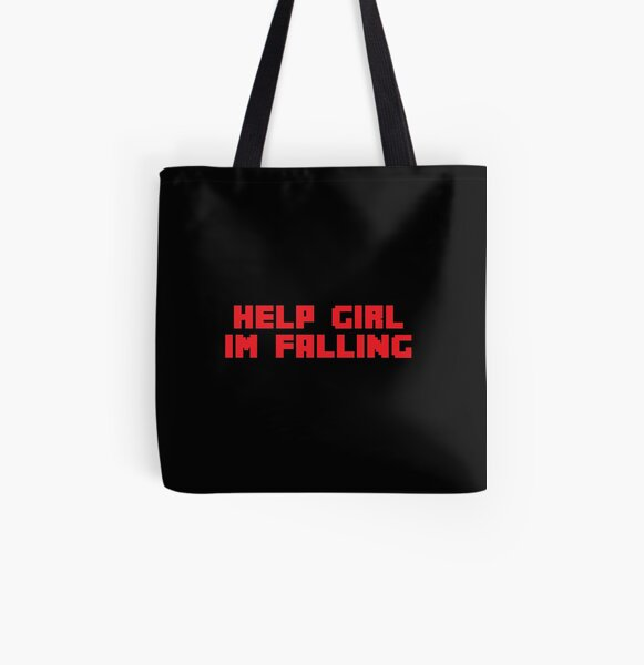 help girl im falling - tommyinnit - Quakity  All Over Print Tote Bag RB2805 product Offical TommyInnit Merch