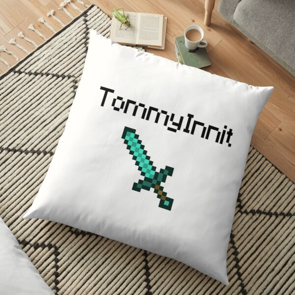 TommyInnit Floor Pillow RB2805 product Offical TommyInnit Merch
