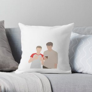 Tommyinnit and TommyInnit Throw Pillow RB2805 product Offical TommyInnit Merch