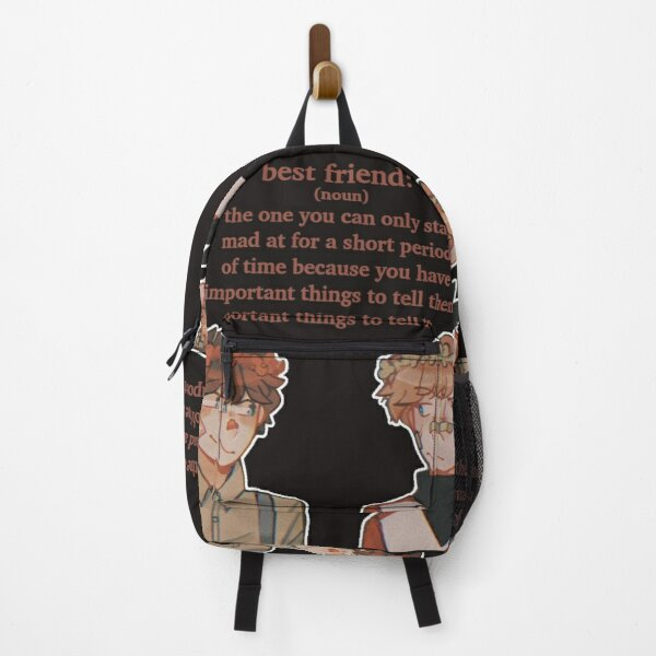 Tommyinnit. Tubbo and Tommy best friend. Backpack RB2805 product Offical TommyInnit Merch