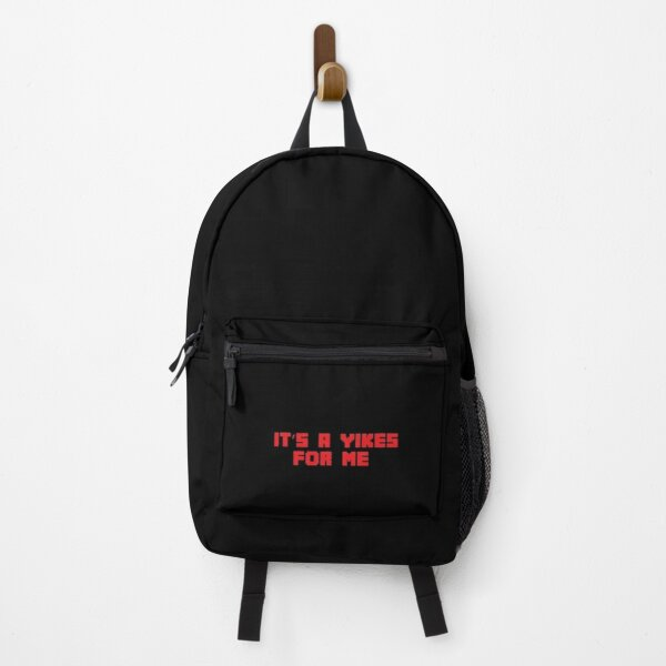 its a yikes for me - tommyinnit - Quakity  Backpack RB2805 product Offical TommyInnit Merch