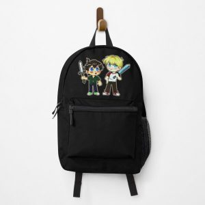 Tubbo and Tommy Backpack RB2805 product Offical TommyInnit Merch