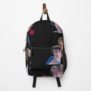 Tommyinnit Faces Dream Team Backpack RB2805 product Offical TommyInnit Merch