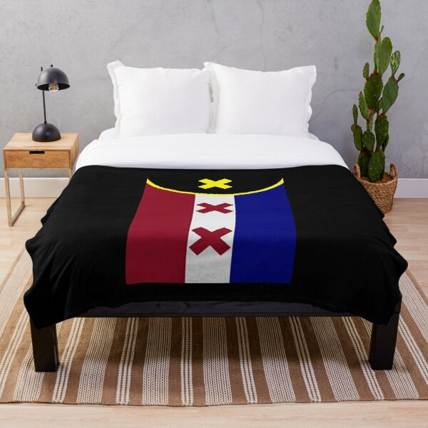 TommyInnit Flag Throw Blanket RB2805 product Offical TommyInnit Merch