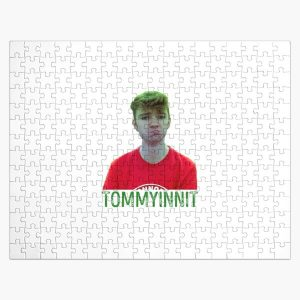 Tommyinnit Jigsaw Puzzle RB2805 product Offical TommyInnit Merch
