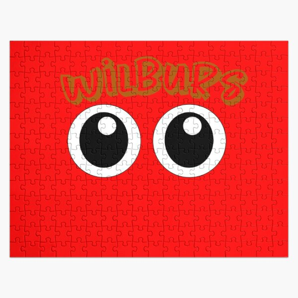 Wilburs eyes - tommyinnit anime Jigsaw Puzzle RB2805 product Offical TommyInnit Merch
