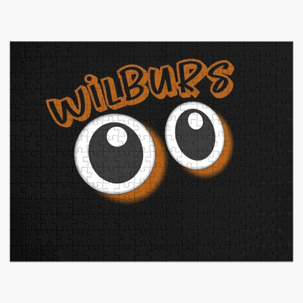 Wilburs eyes - Tommyinnit Among Us Jigsaw Puzzle RB2805 product Offical TommyInnit Merch