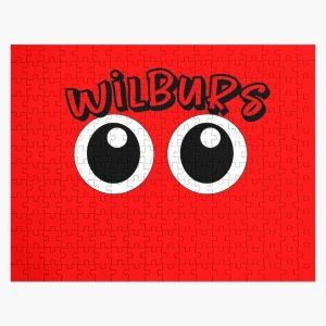 Wilburs eyes - tommyinnit  Jigsaw Puzzle RB2805 product Offical TommyInnit Merch