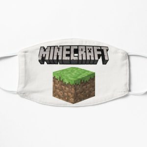 Tommyinnit, minicraft Flat Mask RB2805 product Offical TommyInnit Merch