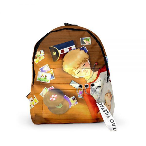 Dream Tommyinnit Merch School Bags Travel Bag Boys Girls Cute Small Bags 3D Print Oxford Waterproof - TommyInnit Shop